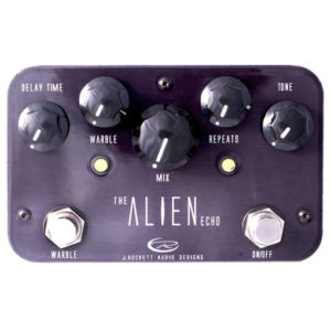 Alien Echo Tape Delay Pedal