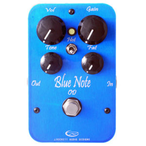 Blue Note Overdrive Pedal
