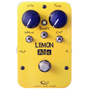 Lemon Aid Preamp pedal