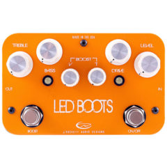 Led Boots Overdrive and Boost